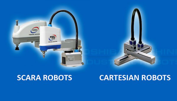 Toshiba Robotics enters Africa through partnership with Egypt based Caionix