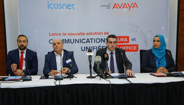 First UC cloud service debuted in Algeria by Avaya and Icosnet