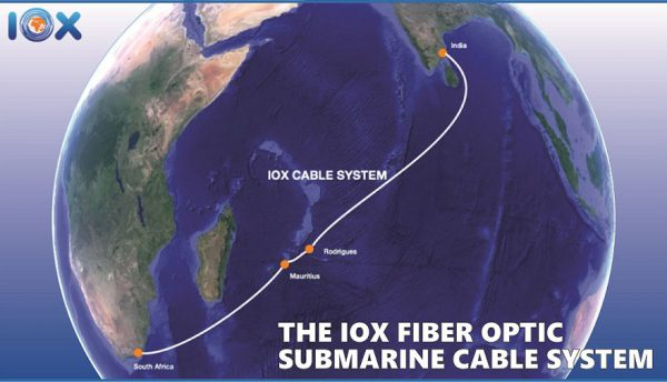 Subsea cable to reinforce Mauritius as a communication hub in sub-Saharan Africa