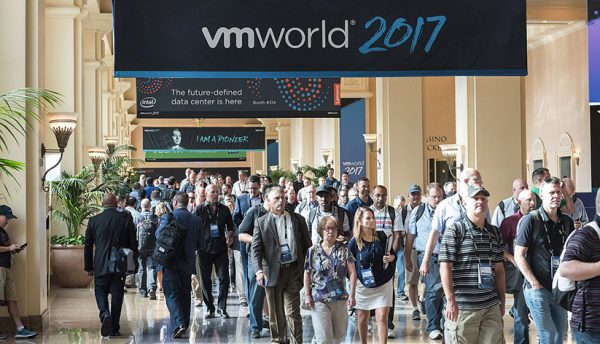 All the virtual news from VMware's VMworld US 2017