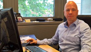 Arnd Baranowski, Passionate technology entrepreneur