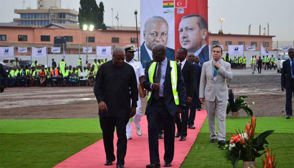 SITA tech to drive expansion at Ghana's new international terminal
