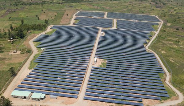 Building Energy begins production of photovoltaic power plant in Uganda