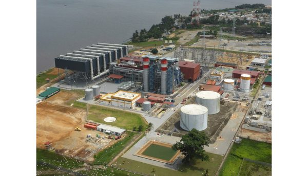 GE increases efficiency and output at Ivory Coast's Azito Power Plant