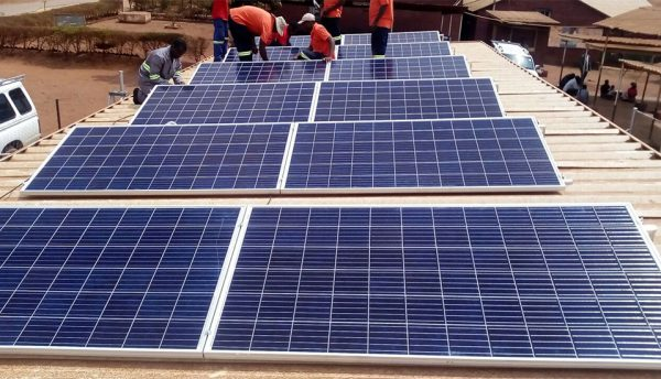 Solar project brings relief to Malawi Ministry of Health