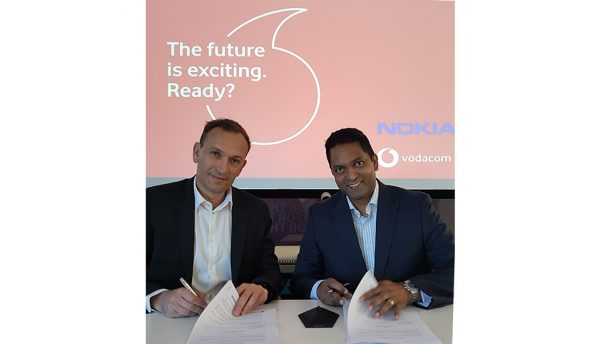 Nokia and Vodacom collaborate to shape the future of 5G in South Africa