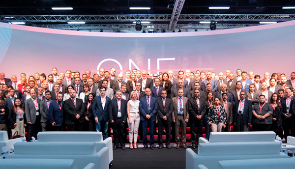 Canon holds annual conference for partners from Africa
