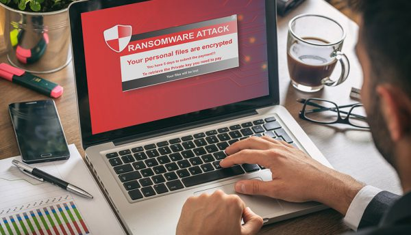 Help AG CTO Nicolai Solling on the expected increase in ransomware