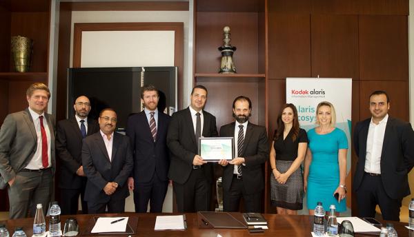 Kodak Alaris and Mindware unlock the power of information capture in MENA
