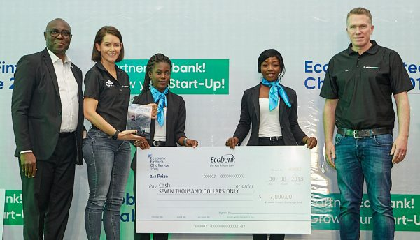 Second place for tech specialist e4 at Ecobank Fintech Challenge