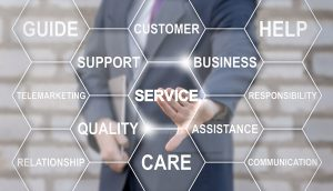 Transforming customer experience in financial services