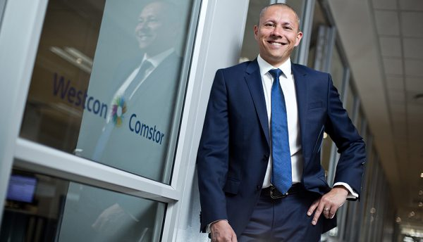 Insight into the career of Westcon-Comstor Sub-Saharan Africa's CEO