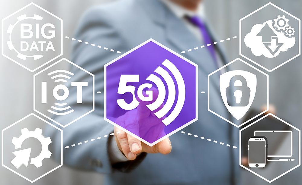Axios: 5G's rollout may still be years away