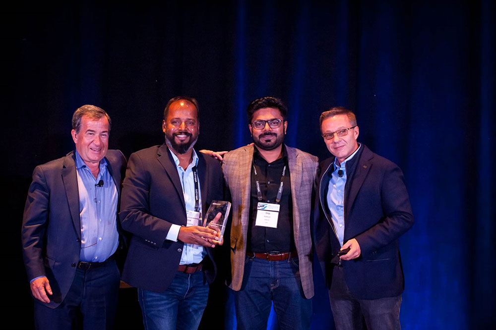 Huco wins VMware's EMEA 2018 Regional Partner Innovation award