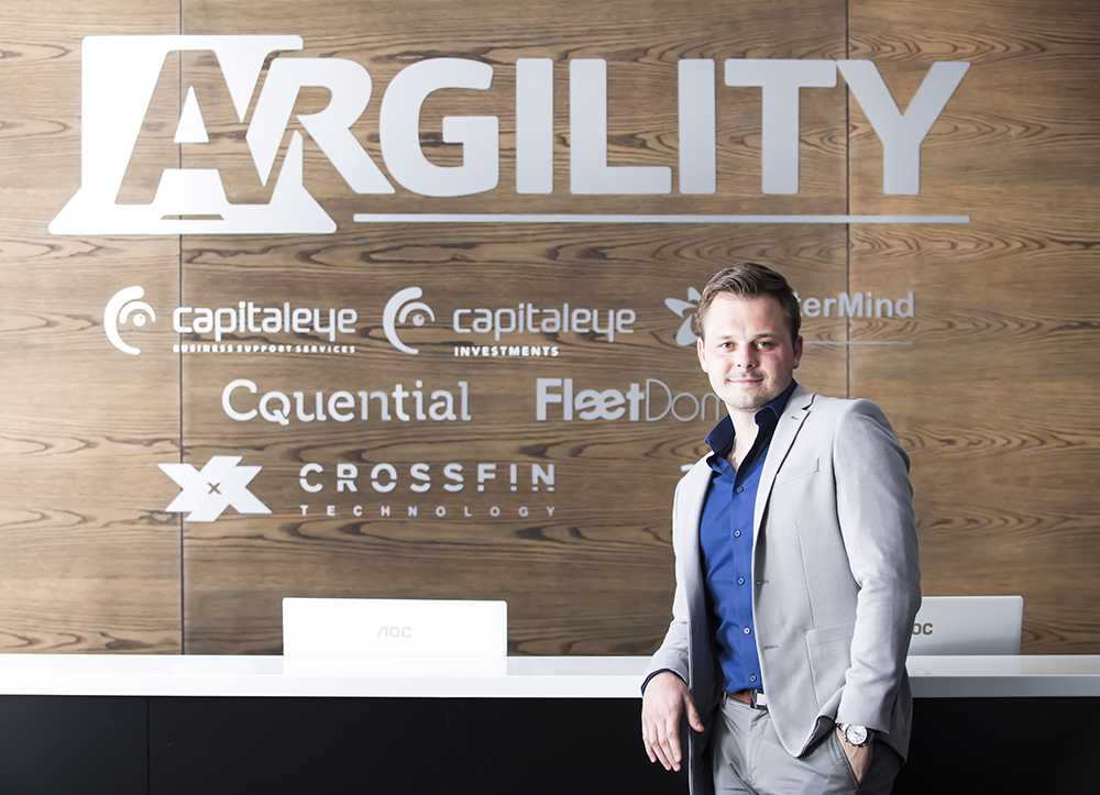 Argility's Shark Tank generates its latest product innovation