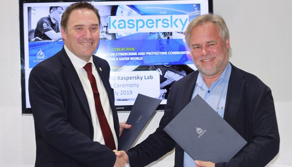 Kaspersky extends cooperation with INTERPOL in fight against cybercrime