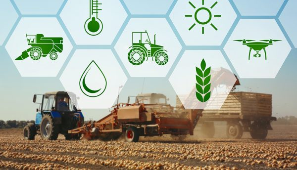 How smart agriculture can transform our world