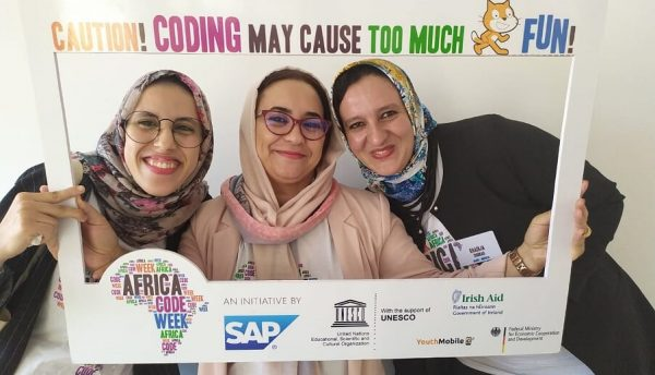 Africa Code Week held in Morocco with focus on girl empowerment and digital inclusion