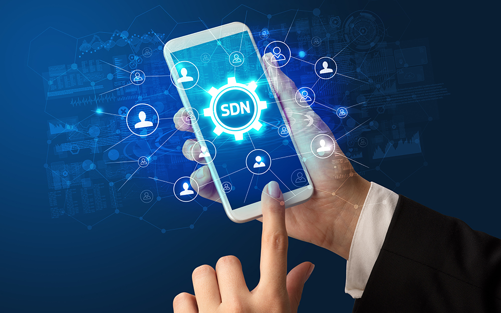 Embracing the changing network landscape with SDN