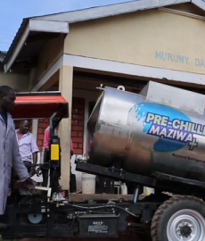 Savanna Circuit Tech uses AI tech to help Kenyan dairy farmers sell fresh produce