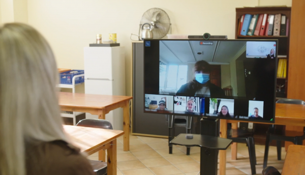 Avaya Spaces collaboration app enables better video conferencing experiences with NVIDIA AI