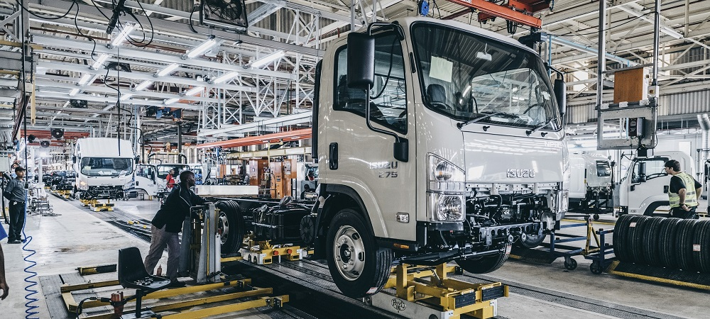 Isuzu Motors South Africa protects revenue streams with Veeam