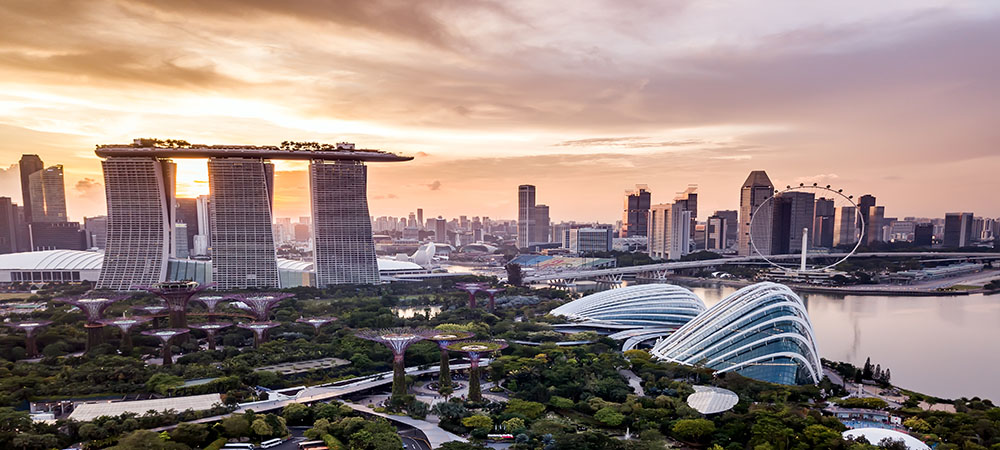 Digital Realty 'powers on' third data centre in Singapore