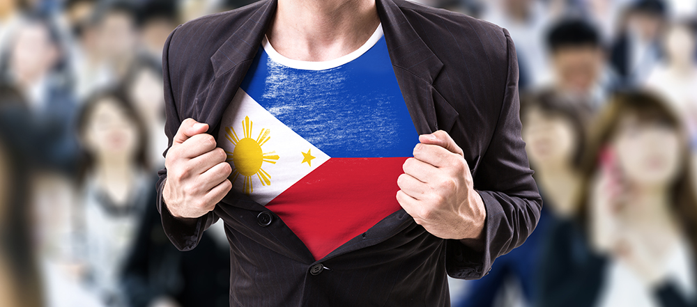 Providing fast and secure financial assistance to Filipino 'heroes'