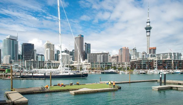 Nokia and Spark New Zealand bring 5G to Auckland
