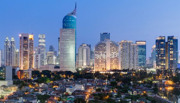NTT upgrades network infrastructure for Smartfren in Indonesia to deliver next-generation connectivity