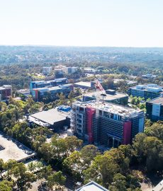 Macquarie Data Centres tops out hyperscale-ready facility in Sydney
