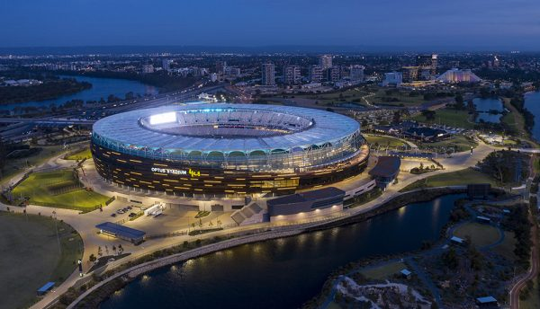 Nokia launches 5G experience at Optus Stadium in Australia