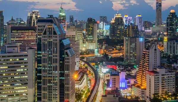NTT establishes its Bangkok 2 Data Center as an international network exchange hub