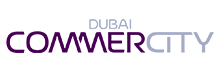 Dubai Commercity Logo