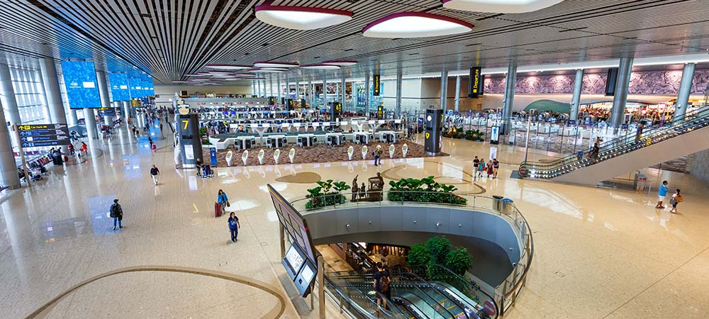 Singapore Changi Airport to deploy Nokia solution