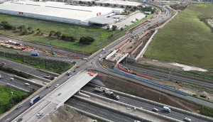 WBHO Australia implements automated detours with Mooven
