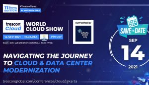 Indonesia's leading tech experts to discuss cloud-driven transformation at World Cloud Show – Jakarta