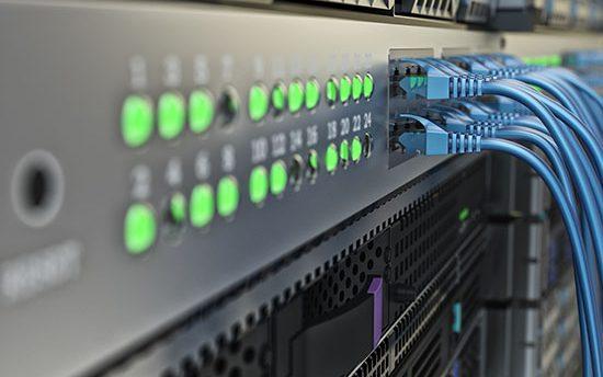 """Data centre networks a la """"mode"""""""