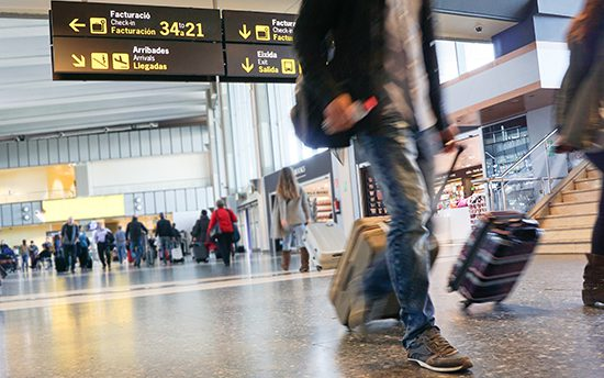 European airports band together to hack the passenger experience