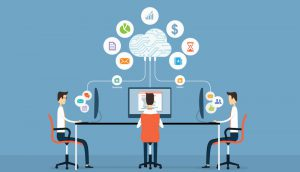 Cloud technology is becoming more utilised in the workplace