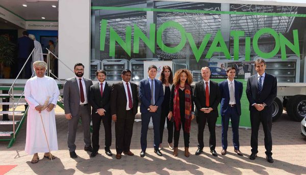 Schneider Electric showcases Oman's Smart Cities innovations