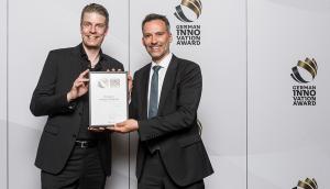 Aviation network inflight broadband wins German Innovation Award