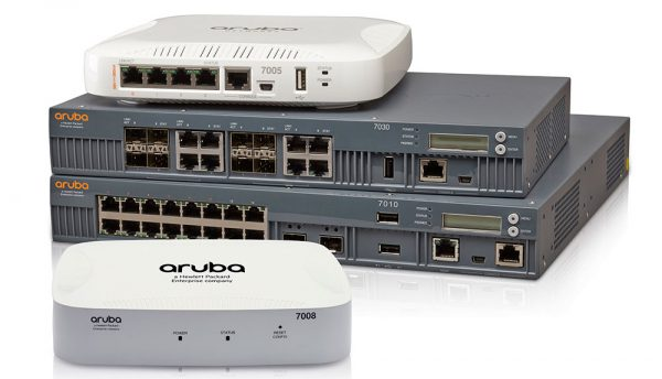Aruba introduces integrated SD-WAN, LAN and security solution