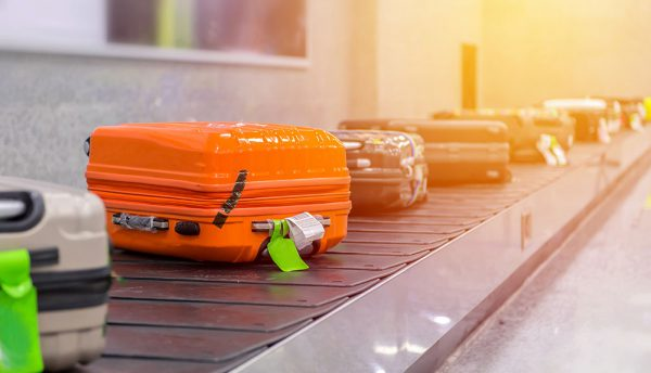 PostNL Baggage Service connected to Schiphol technology