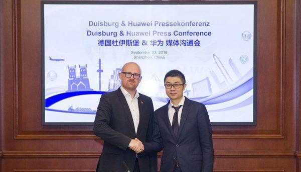 Huawei set to transform German industrial heartland into Smart City