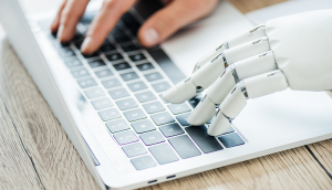 Automating the manufacturing industry – integrating robot co-workers