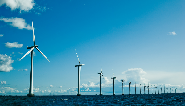 NKT has delivered the high-voltage cable system wind farm in Belgium