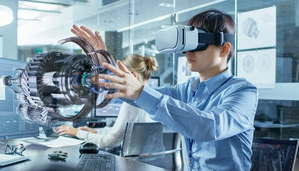 Business school to launch global augmented intelligence laboratory