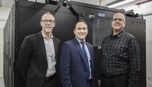 Schneider Electric ensures Angel Trains data centre stays on track