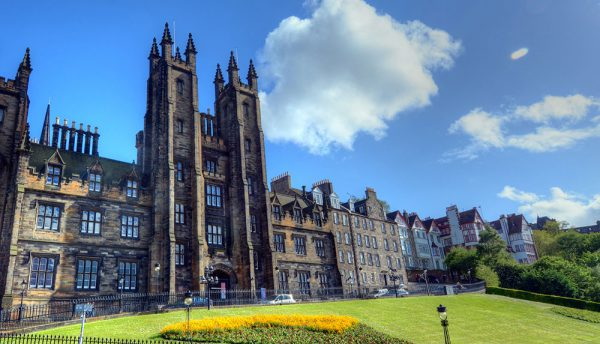University of Edinburgh to modernise operations with Oracle Cloud Applications